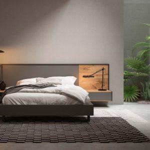Кровать с тумбами COMP 031