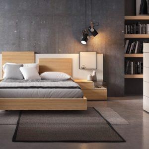 Кровать с тумбами COMP 032