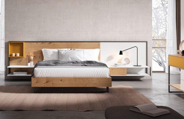Кровать с тумбами COMP 033