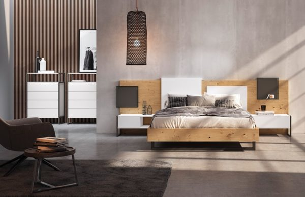 Кровать с тумбами COMP 038