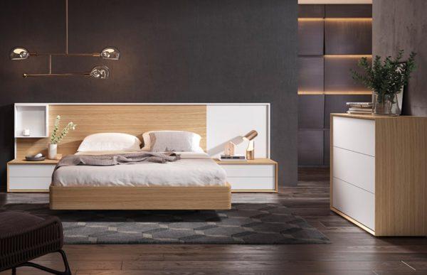 Кровать с тумбами COMP 040