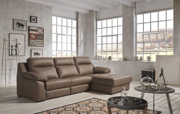 Раздвижной диван для релаксации Elvas. Мягкая мебель для гостиной Алматы