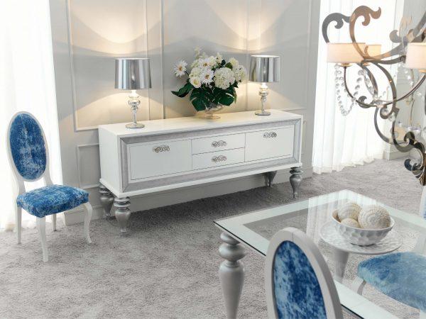 Коллекция мебели для гостиной и столовой Galiano Salones