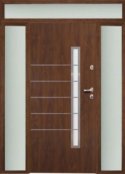 Входная дверь GERDA с фрамугами