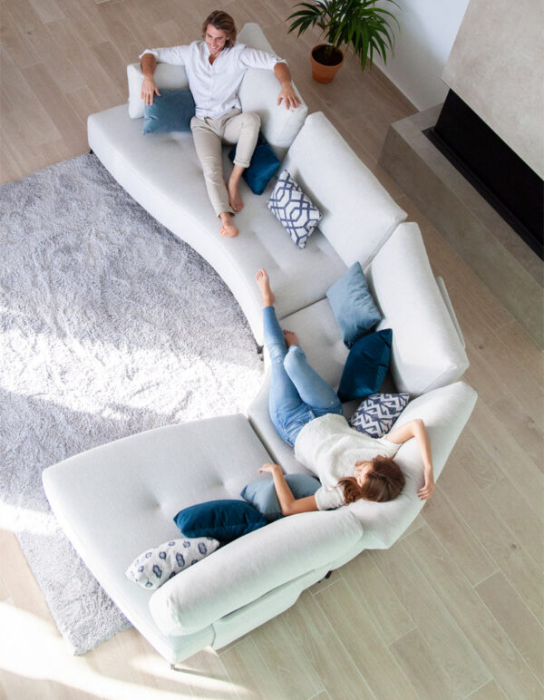 Модульный диван Kalahari