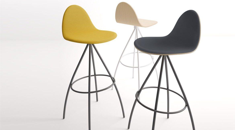 Каталог барных стульев Cancio